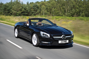 2015 Mercedes Benz SL Roadster