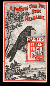 Carter's Little Liver Pills