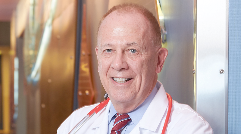 Pediatrician Tom Welch