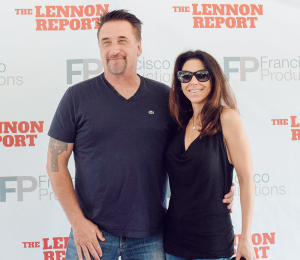 "Red Carpet movie premiere ""Lennon Report,"" 2016. Photo provided."