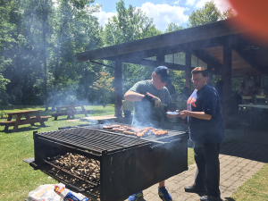 SAGE Upstate is known for its Sunday potlucks, which take place in Syracuse, Oswego, Watertown, Utica and Cortland. Photos courtesy of SAGE Upstate.
