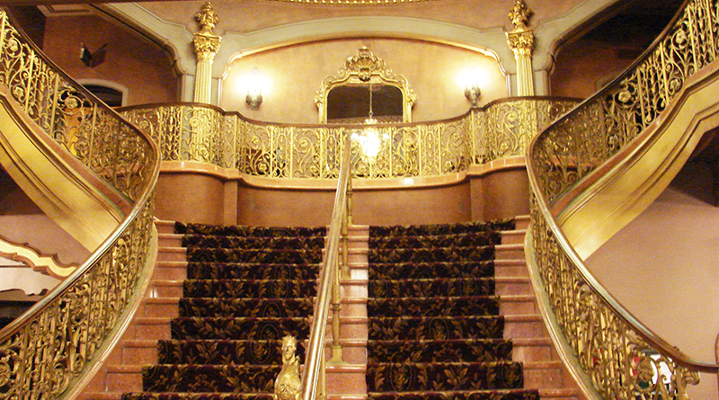 The Stanley was built in 1928 by the same architect who built the Landmark in Syracuse.