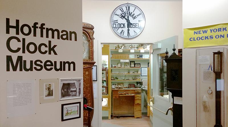 Hoffman Clock