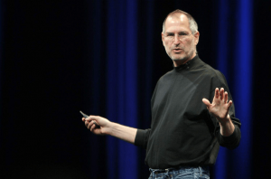 The late Steven Jobs, co-founder of Apple Inc.
