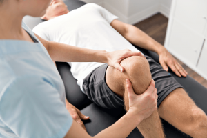 Knee treatment
