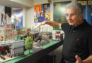 """Nearly half Ed Bernat's basement in Westvale is home to a model train display that he lovingly calls """"Silly City."""" The layout is anything but silly. It's is a testament to Bernat's imagination, sense of humor and patience."""