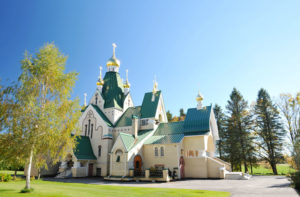 The Holy Trinity Monastery near Jordanville is open for visitation.