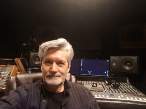 Todd Hobin at his studio on Gaskin Road in Baldwinsville (photo provided).