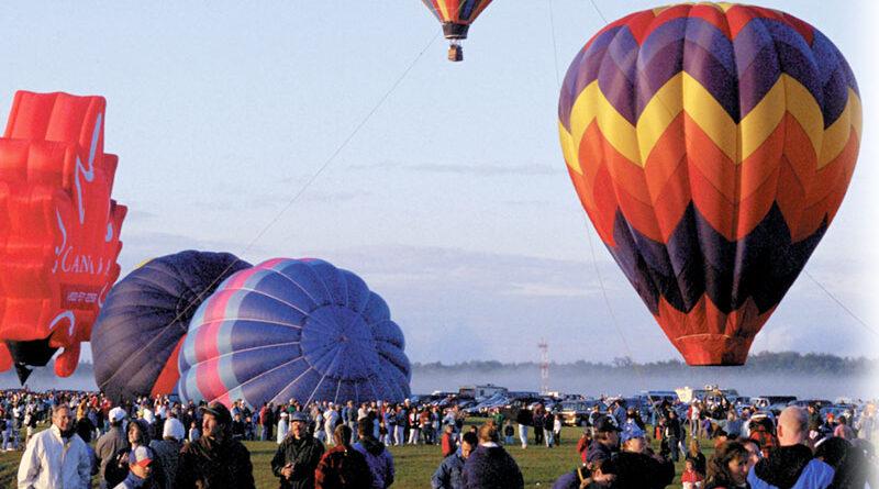 ADK Balloon fest
