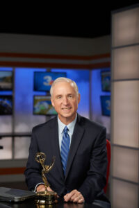 "Matt Mulcahy has received 19 nominations for New York Emmy Awards — and won four. The most recent is for his 2019 documentary on the Heidi Allen case, ""Heidi Allen Files.'' Photo by Chuck Wainwright."