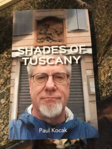 "Cover of ""Shades of Tuscany,'' by Paul Kocak."