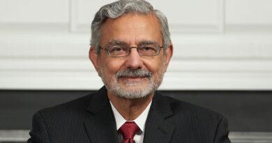 Dr. Mantosh Dewan at his office at SUNY Upstate Medical University on Nov. 20. Photo by Chuck Wainwright.
