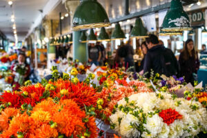 No trip to Seattle is complete without a visit to the Pike Place Market, one of the oldest public markets in the United States.