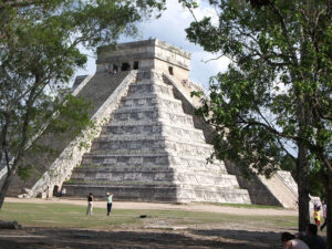 Chichen Itza: Even though it is a two-hour ride from Cancun, it is the island's most notable archeological site and a UNESCO World Heritage site.