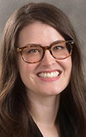 """Erin Palmitese, project director at Retired & Senior Volunteer Program (RSVP) in Oswego: """"Our volunteers are called 'seniors.' This is a term used within our program name and comes from AmeriCorps, our federal grantor."""""""