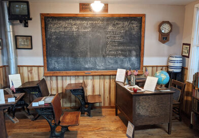 Ward W. O'Hara Agricultural & Country Museum includes numerous displays depicting rural life of yesteryear, all organized into themed rooms.