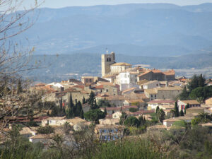 Our beautiful village of Corneilhan, where we made our home in France. (2016 file photo)