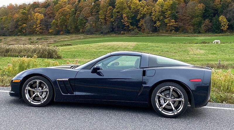2013 Corvette Grand Sport owned by Jim Ennis.