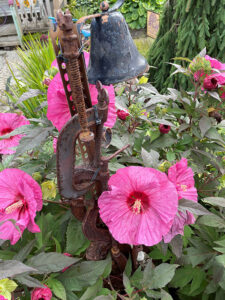 Don't clamp down on your landscape planting now.