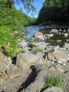 Image of the West Branch Pleasant River in Maine