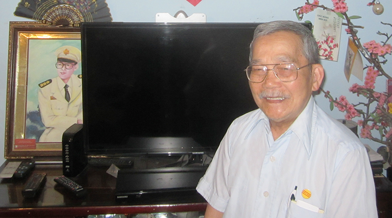 Vinh Dang lives in Syracuse. He was recently recognized by the Onondaga County Department of Adult & Long Term Care Services Office for Aging.