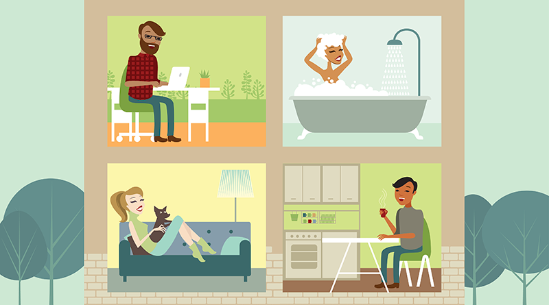 House-sharing
