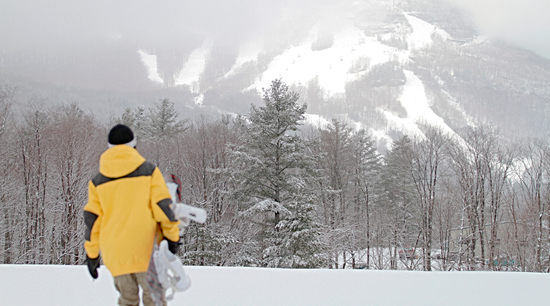 "Hunter Mountain is known as the ""Snowmaking Capital of the World"" making it a favorite of winter sportsmen."