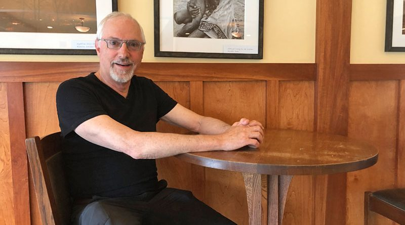 """Scott Severance of Manlius is used to eating alone, especially when he travels locally and outside of Central New York. """"I'm not intimidated to dine alone,"""" he says. """"What I'll often do is look for a place that's crowded — where I'm not alone, I'm one of many."""""""