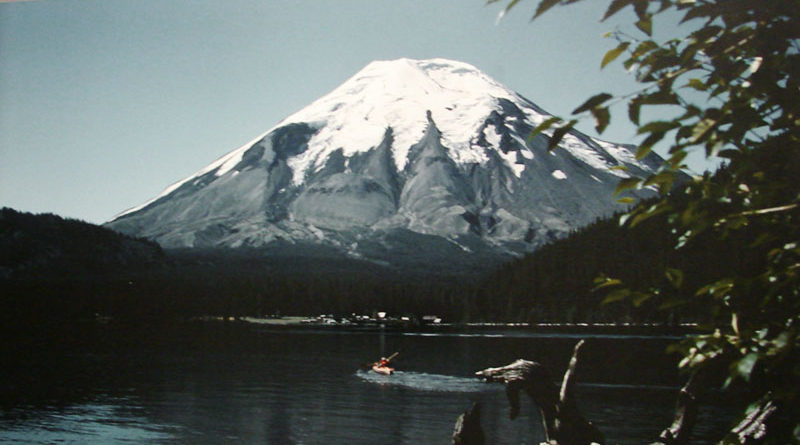 Mount St. Helens is a great attraction for those visiting Oregon. It's about an hour north of Portland.