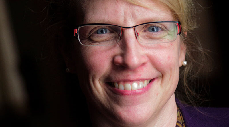 Mary Beth Frey has been the director at Samaritan Center in Syracuse for more than 15 years.