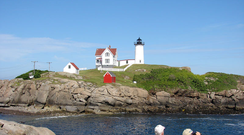 The Nubble Lighthouse is one of Maine's many picturesque lighthouses.